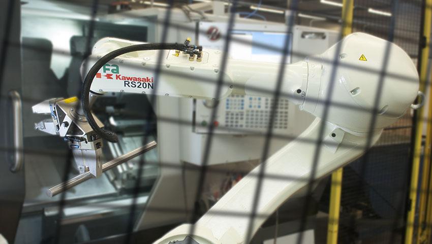 CNC Draaien van kunststof en metaal | TMI Group | Hengelo | Robot | 24/7 | Machining |